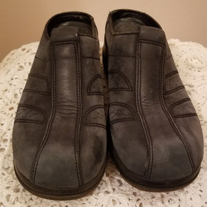 Dansko Leather Clogs Womens Shoe 7.5